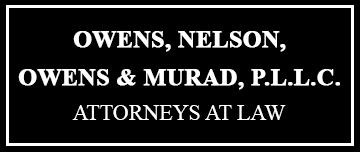 Owens, Nelson, Owens & Murad, Attorneys At Law P. L. L. C